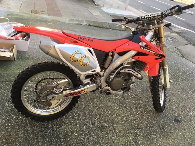 HONDA - CRF 450R  MATRICULADA - foto 1