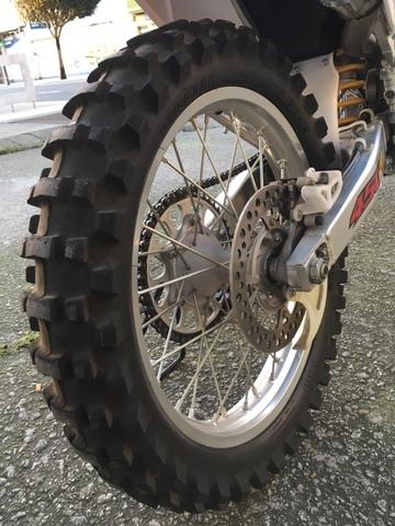 HONDA - CRF 450R  MATRICULADA - foto 3