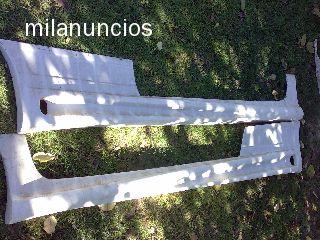 TALONERAS FIAT PUNTO EN FIBRA - foto 1