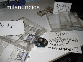 OFERTA¡¡100CAJAS ALARMADAS CD, S-DVDS ETC - foto 1