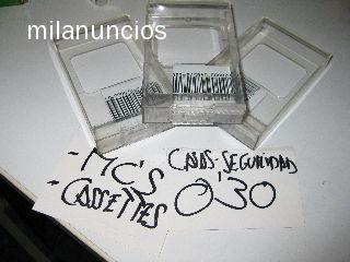 OFERTA¡¡100CAJAS ALARMADAS CD, S-DVDS ETC - foto 4