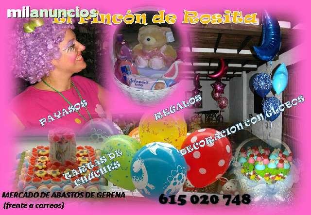 ANIMACIONES INFANTILES Y PAYASOS SEVILLA - foto 3