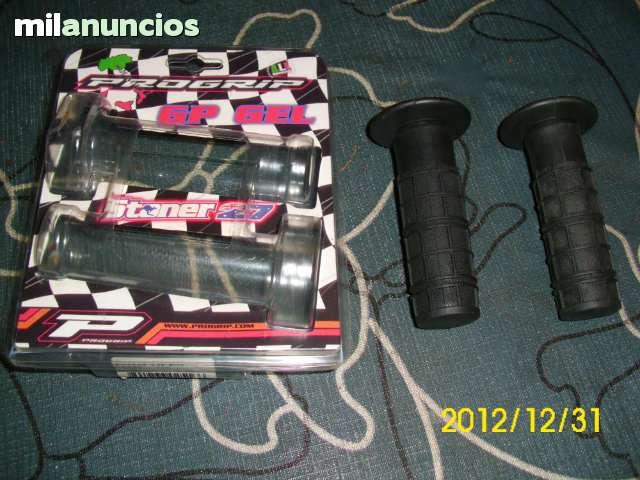 PUÑOS DE GOMA NUEVOS - foto 2