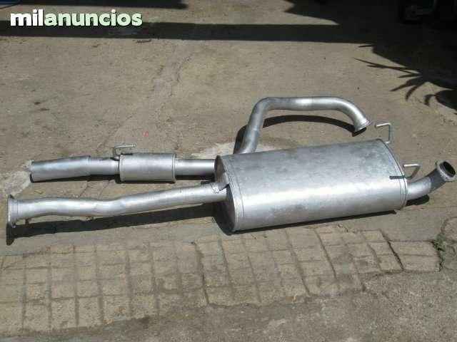 TUBO DE ESCAPE LAND CRUISE 3. 0 GX - foto 1