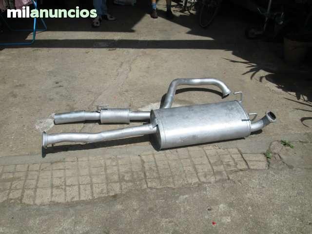 TUBO ESCAPE Y SILENCIADOR TOYOTA LAND CR - foto 3