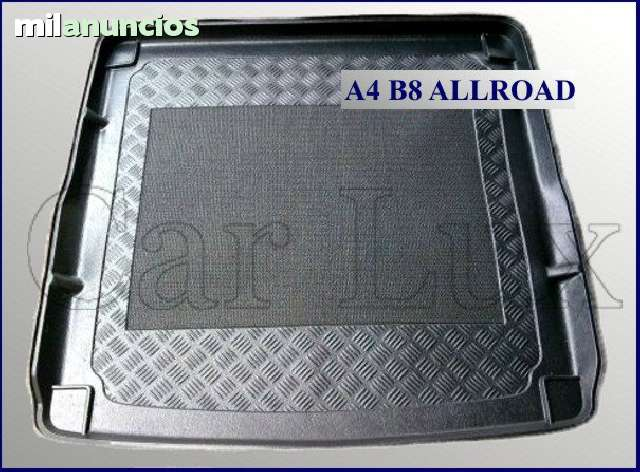 ALFOMBRA CUBETA MALETERO AUDI A4 - foto 6