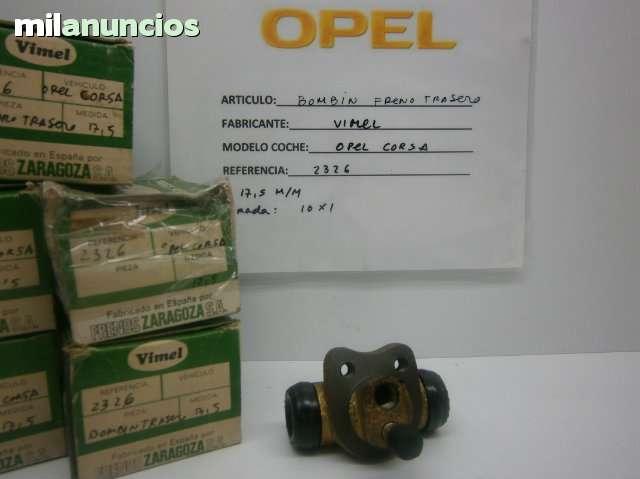 BOMBIN FRENO TRASERO OPEL CORSA - foto 1