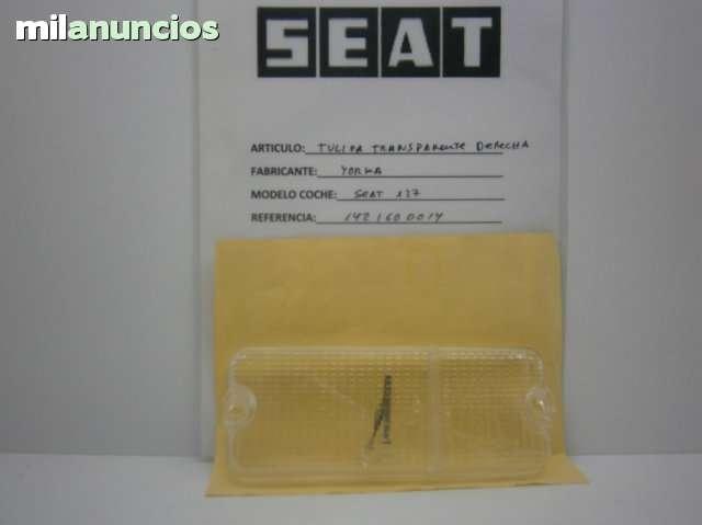 TULIPA TRASERA DERECHA SEAT 127 - foto 1