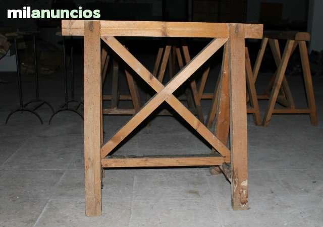 CABALLETES DE MADERA (8)