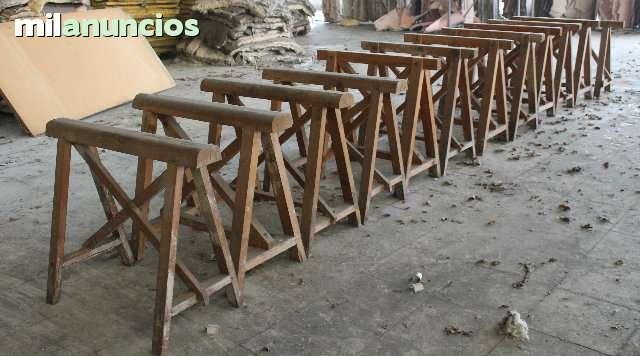 CABALLETES DE MADERA (8) - foto 2
