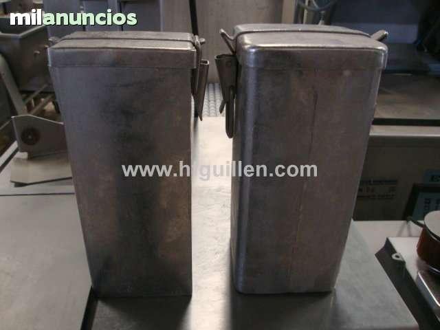 MOLDES PARA JAMON COCIDO 2 KG INOX.  - foto 3