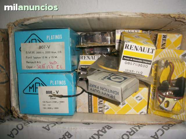 PLATINOS COCHES ANTIGUOS - foto 2