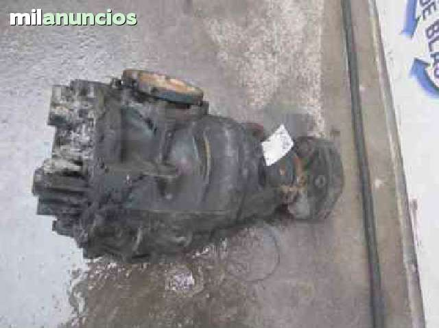 DIFERENCIAL TRASERO MERCEDES-BENZ - foto 1