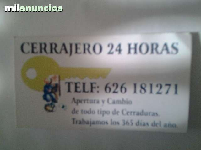 CERRAJERO 24H EN HUELVA - foto 1