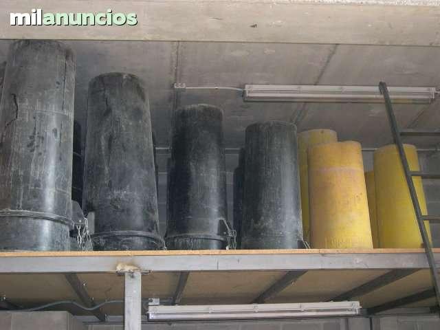 ALQUILER TUBOS DE RUNA O BAJANTES ESCOMB - foto 2
