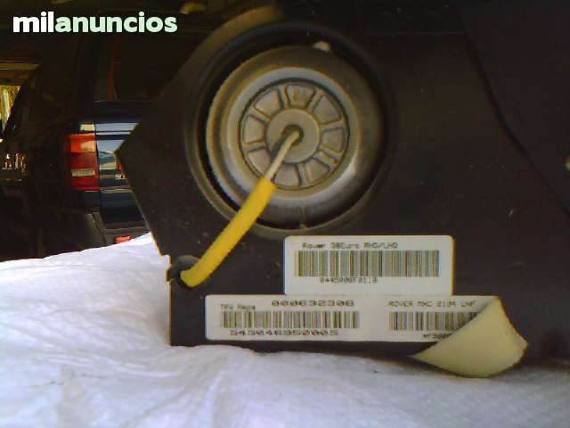 AIRBAGS  LAND ROVER   DISCOVERY TD5 - foto 3