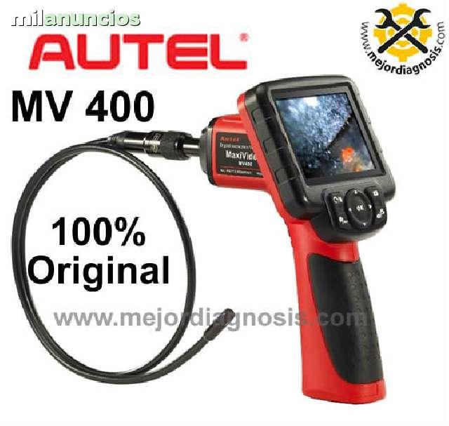 ENDOSCOPIO AUTEL MV400 5,  5 MM - foto 4