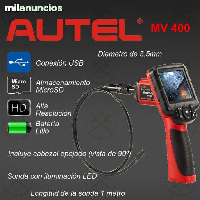 ENDOSCOPIO AUTEL MV400 5,  5 MM - foto 3