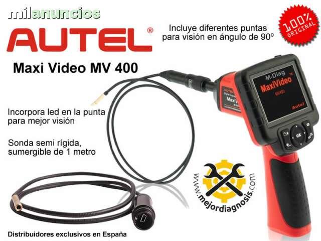 ENDOSCOPIO AUTEL MV400 5,  5 MM - foto 1