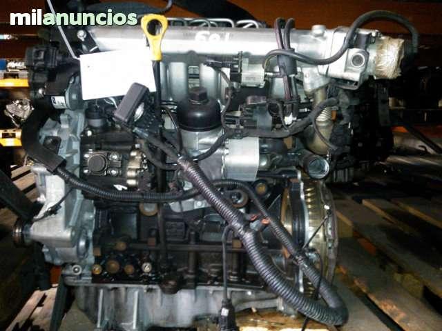 MOTOR HYUNDAI 1. 6 CRDI TIPO D4FB - foto 1