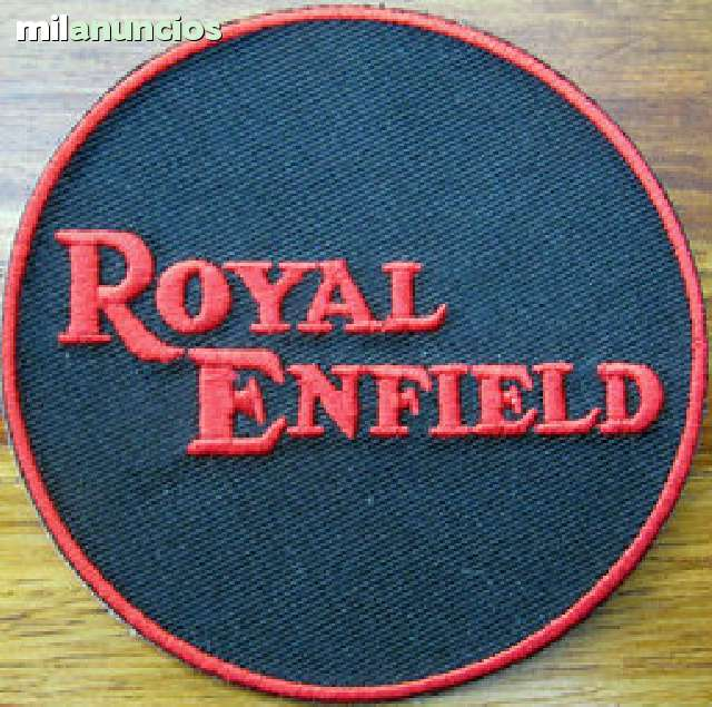 PEGATINAS Y PARCHES DE ROYAL ENFIELD - foto 1