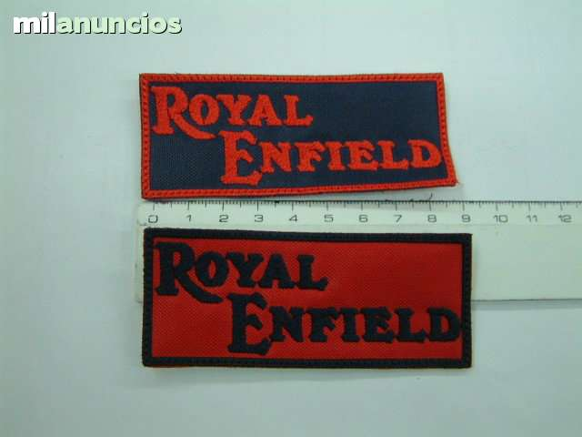 PEGATINAS Y PARCHES DE ROYAL ENFIELD - foto 2