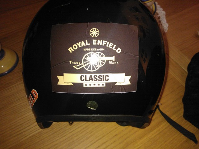 PEGATINAS Y PARCHES DE ROYAL ENFIELD - foto 5