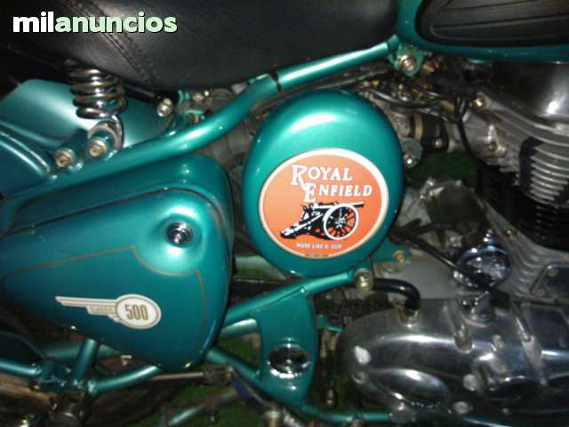 PEGATINAS Y PARCHES DE ROYAL ENFIELD - foto 7