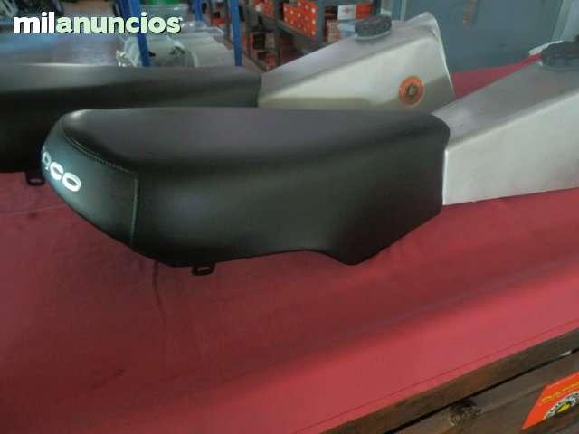 ASIENTO BULTACO PURSANG MK-9-10-GM.  - foto 1