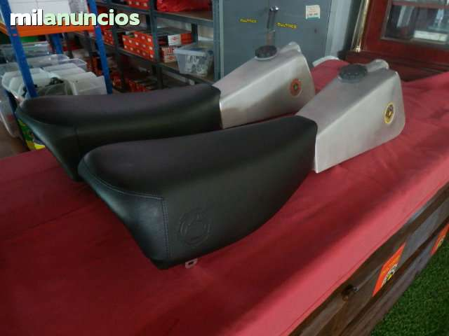 ASIENTO BULTACO PURSANG MK-12 - foto 1