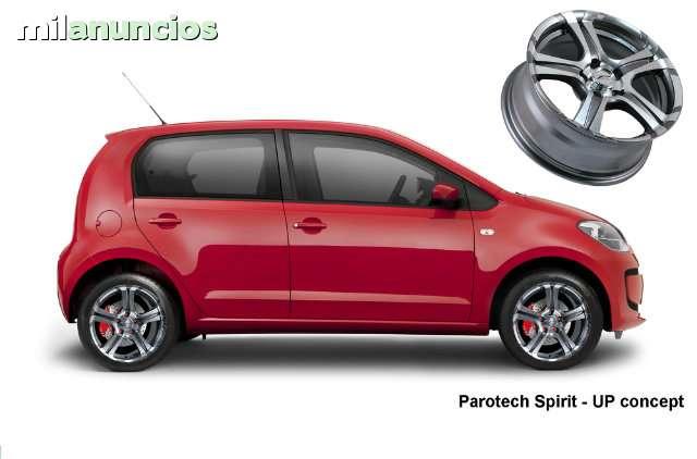 LLANTAS PARA VW UP EN 5, 5X14 EXCLUSIVAS - foto 1