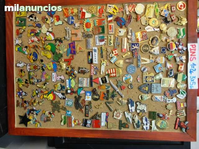 PINS VARIADOS 2A  OPORTUNITAT - foto 1