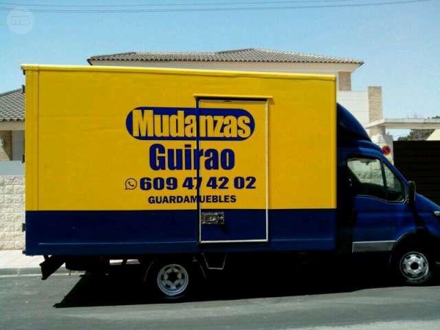 MUDANZAS GUIRAO MURCIA Y ALICANTE - foto 1