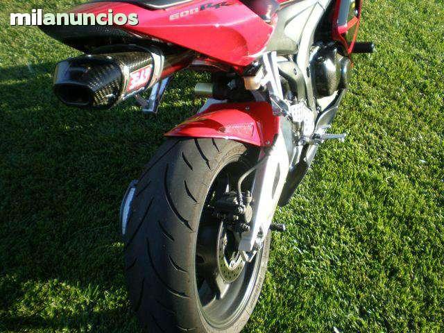 GUARDABARROS HONDA CBR 600 RR2003-40 - foto 1