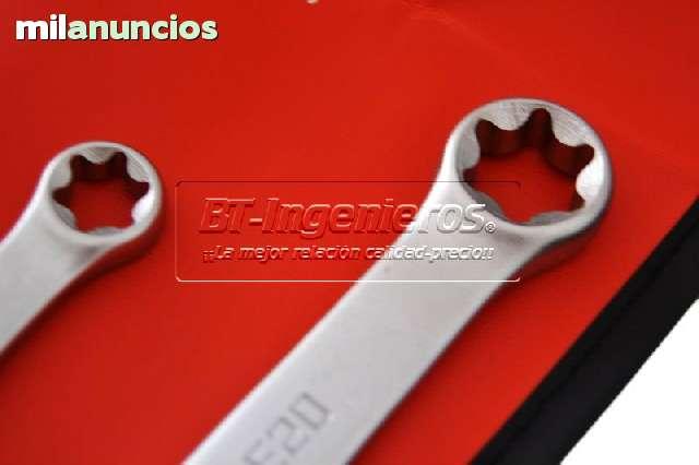 JUEGO DE 4 LLAVES TORXPLANAS - foto 3