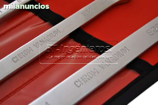 JUEGO DE 4 LLAVES TORXPLANAS - foto 4
