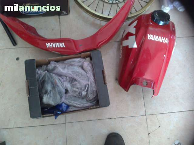 DESPIECE XT 600 VARIAS MOTOS - foto 4