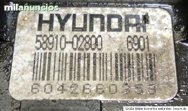 MODULO ABS HYUNDAI ATOS 58910-02800 - foto 2