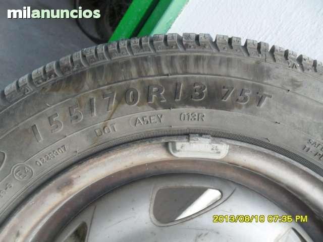 NEUMATICO DUNLOP 155/70/13 NUEVO - foto 4