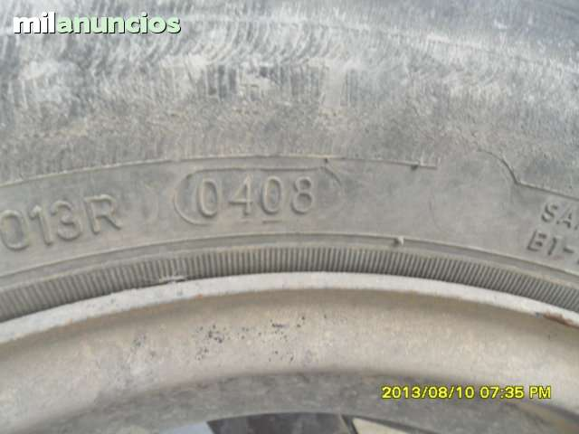 NEUMATICO DUNLOP 155/70/13 NUEVO - foto 5