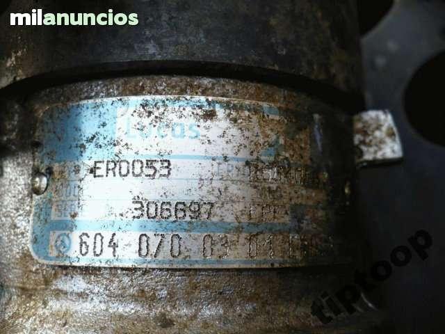 BOMBA INYECTORA MERCEDES 202 6040700301 - foto 2