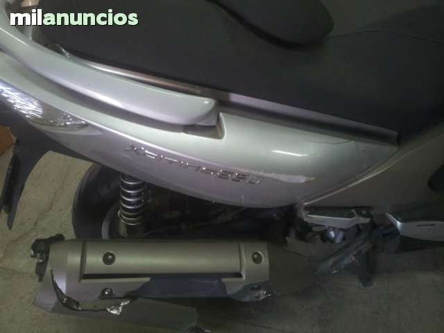 DESPIECE COMPLETO KYMCO XCITING 250 2006 - foto 2