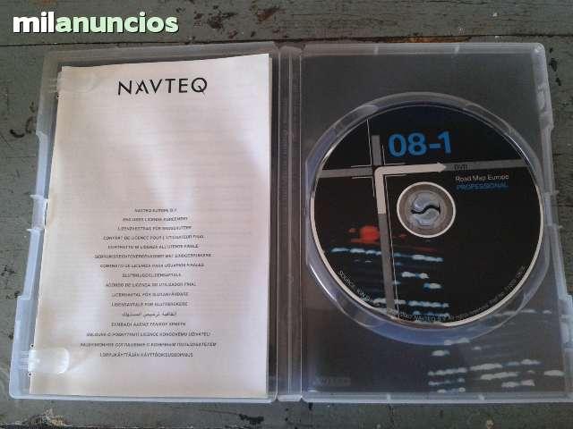 DVD NAVEGACION BMW PROFESSIONAL 2008 - foto 2