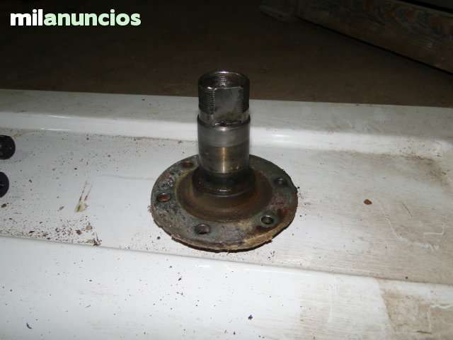 DESPIECE EJE TRASERO Y DELANTERO RANGE - foto 2
