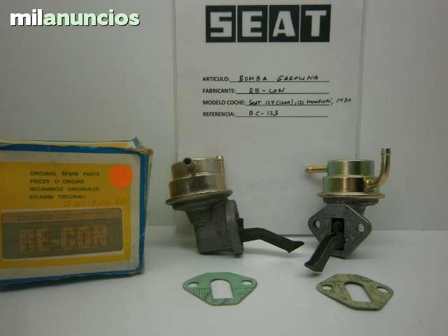 BOMBA GASOLINA SEAT 131, 1430 , 124 - foto 1