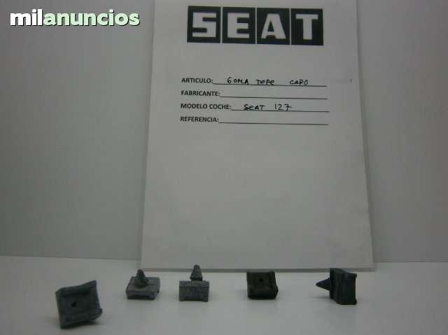 TOPE GOMA CAPO SEAT 127 - foto 1