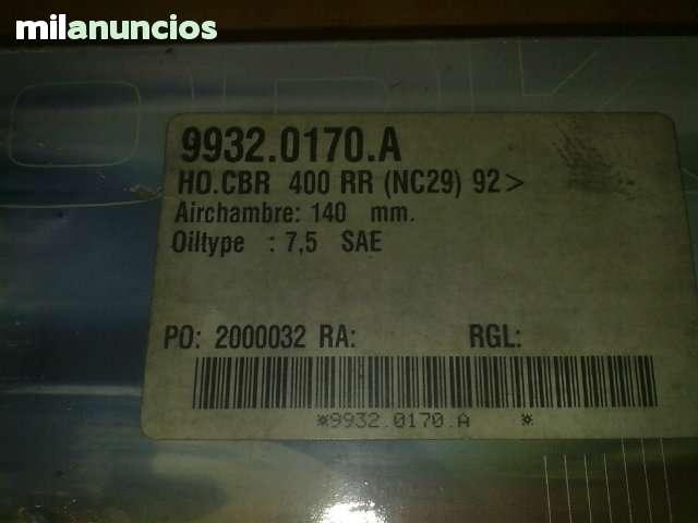 MUELLES HORQUILLA WP HONDA CBR VFR 400 - foto 3