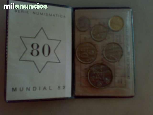 Monedas Mundial 82 Estrella 80