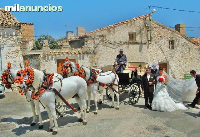 REGALO DE BODAS, COCHES PARA LOS NOVIOS D - foto 1