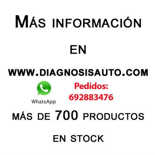 ESCANER DE DIAGNOSIS MULTIMARCA ESPAÑOL - foto 5